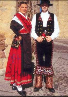 Vestidos Tipicos Europa