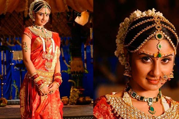 Vestido tipico de las mujeres indias