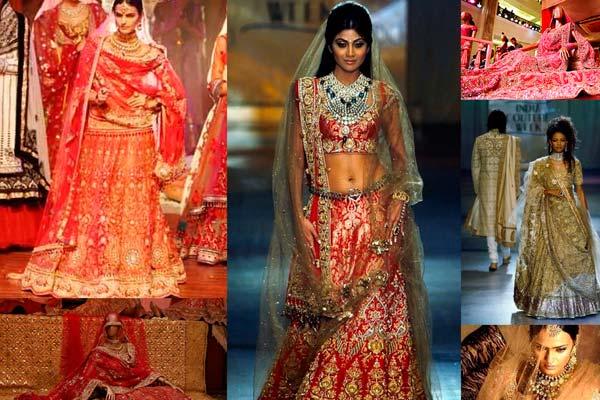 Hombres vestidos de mujer en india
